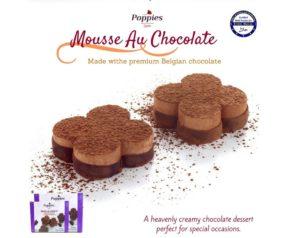 Moussa Chocolat - Poppies