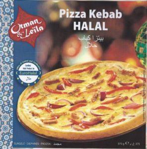 Pizza - Halal-2